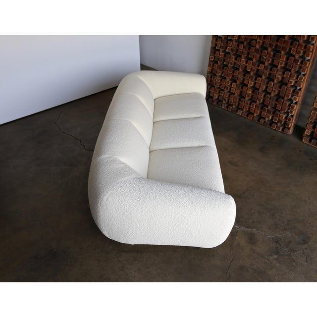 Mid 20th Century Preview Furniture Company Sofa Circa 1975 For Sale - Image 5 of 13