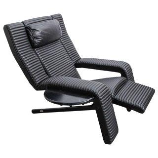 Avant Garde Brunati Lounge Chair Designed by Ammannati & Vitelli For Sale