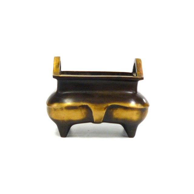 Chinese Bronze Metal Incense Burner - Image 2 of 7