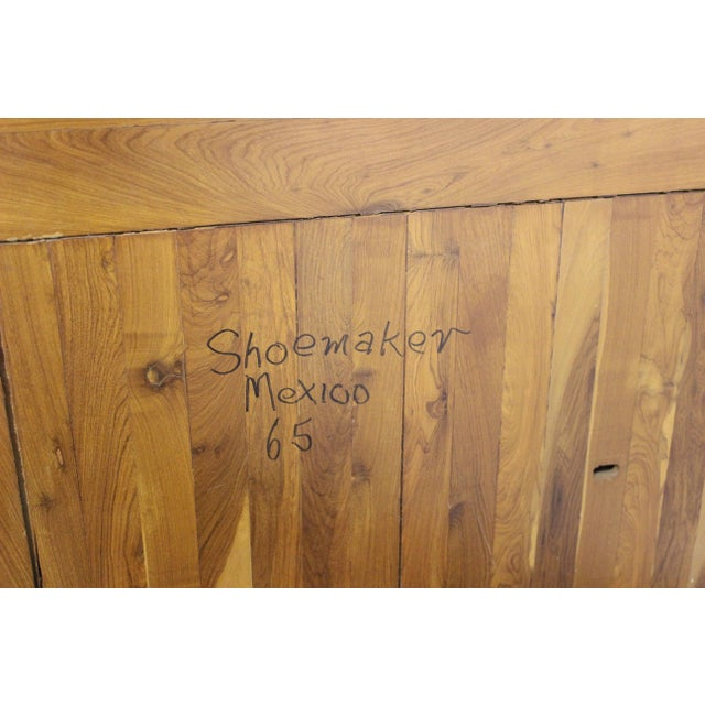 1960s Don Shoemaker Credenza For Sale - Image 5 of 11