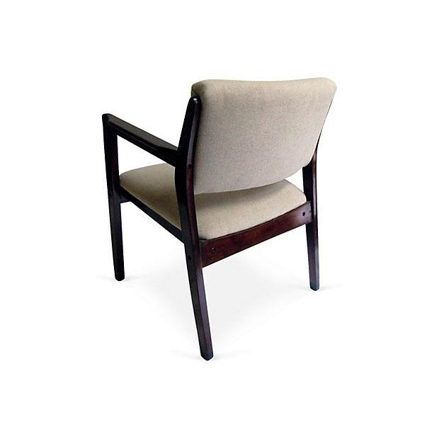 Mid-Century Armchairs - Set of 3 - Image 5 of 5