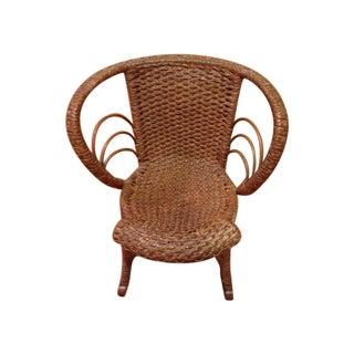 MFG Vintage Child's Rocking Chair For Sale