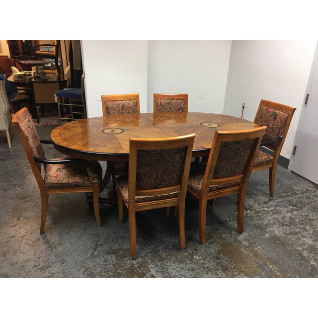 Capuan Collection Dining Set - Image 2 of 11