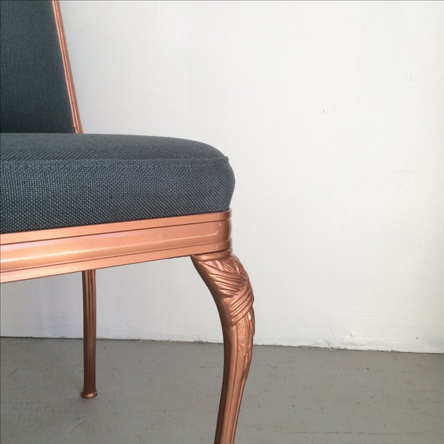 Rose Gold Chair - Image 4 of 10