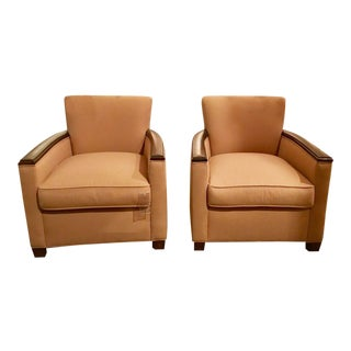 Pearson Co. Theodora Chairs - A Pair For Sale