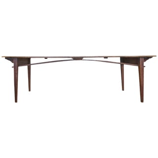 19th Century Two Board Pine Table