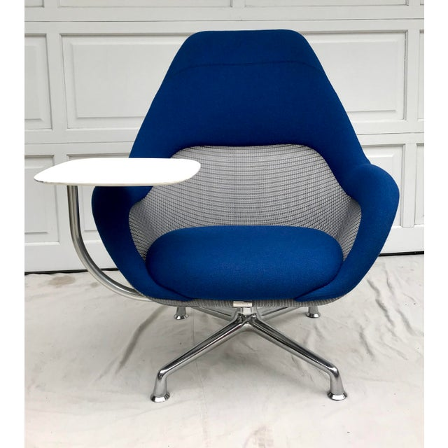 Terrific Vintage Mid Century Steelcase Coalesse Swivel Chair Chairish Pabps2019 Chair Design Images Pabps2019Com