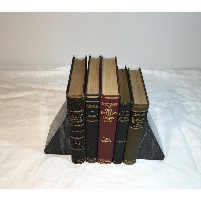Vintage Display Books on Engineering - Set of 5 - Image 3 of 3