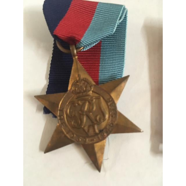 British Medals with Ribbons - Set of 3 - Image 3 of 7