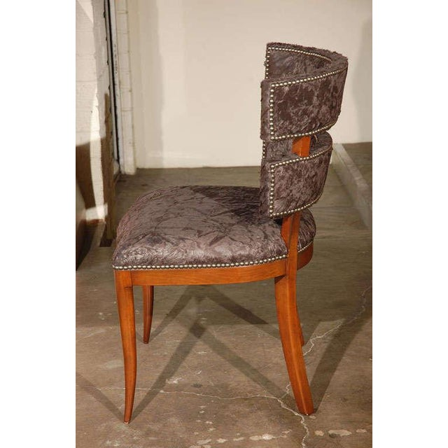 Paul Marra Klismos Style Chair For Sale In Los Angeles - Image 6 of 8