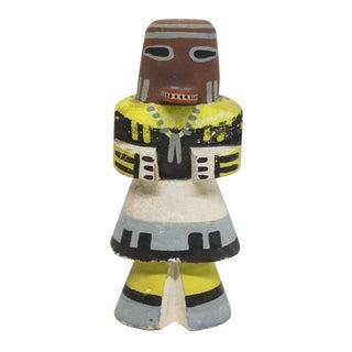 Wood Kachina Figure For Sale