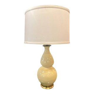 2002 Early Sign Christopher Spitzmiller Lamp For Sale