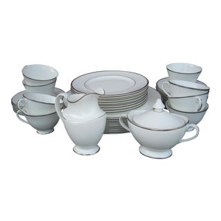 Royal Doulton Bone China Dinnerware - 40 Pieces For Sale
