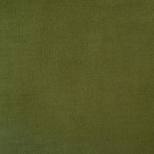 Foundation Shop Lino Green Linen Fabric - 1 Yard For Sale - Image 4 of 4