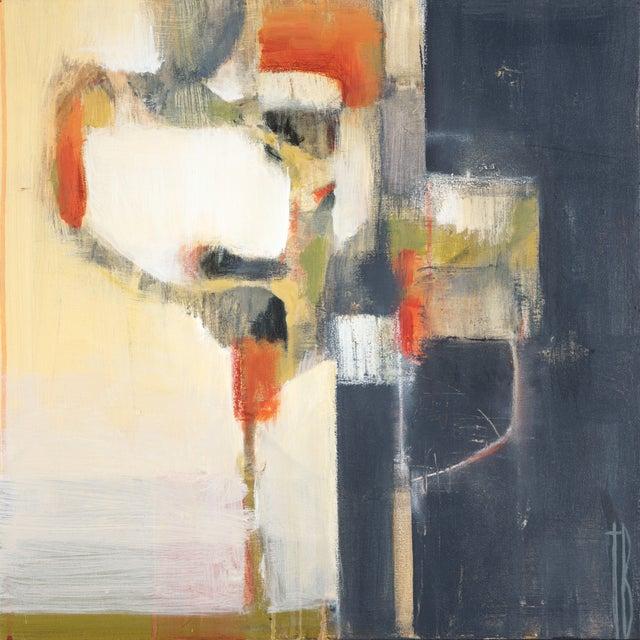 """Terri Burris """"Lax"""" Original Painting - Image 1 of 2"""