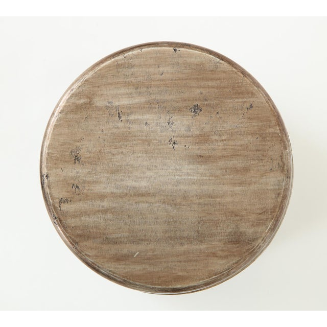 Hammered Steel Canister by Philolaos For Sale In New York - Image 6 of 8