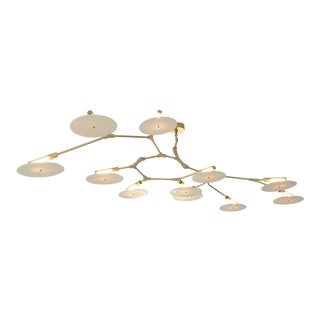 Lindsey Adelman Branching Disc Chandelier