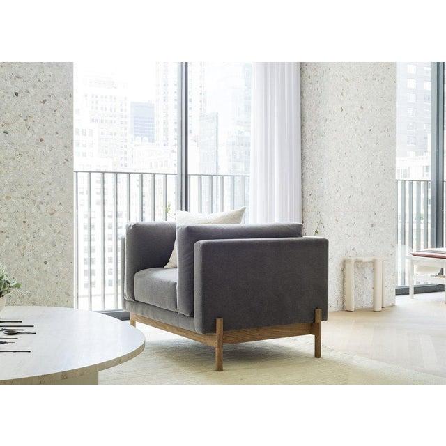 Radnor Mae Armchair, Com For Sale - Image 4 of 5