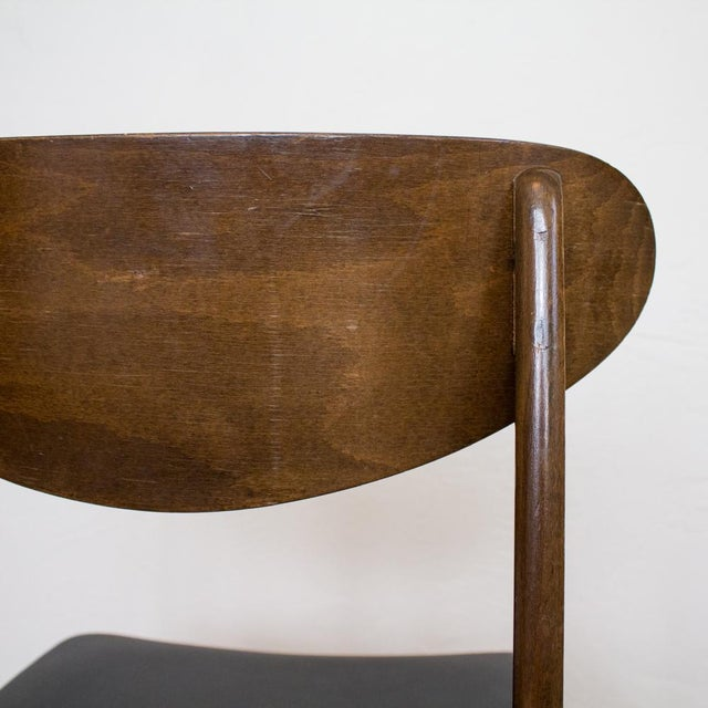 Yugoslavia Mid-Century Dining Chair For Sale - Image 6 of 10