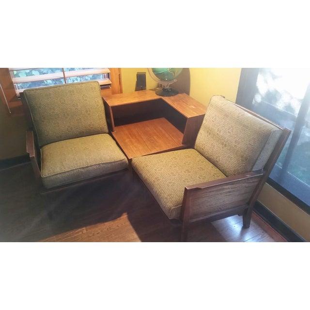Drexel Mid-Century Seating Unit - Image 5 of 11