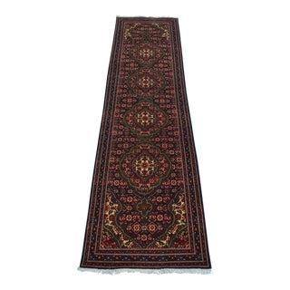 """Traditional Persian Tabriz Rug Runner - 2'6"""" x 9'9"""""""