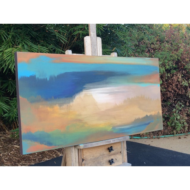 Original Contemporary Abstract Painting by Alicia Dunn - Image 2 of 3