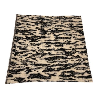 Schumacher Serengeti Chenille Animal Print Fabric For Sale