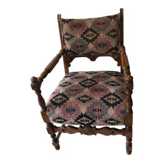 Vintage Lodge Southwestern Chair