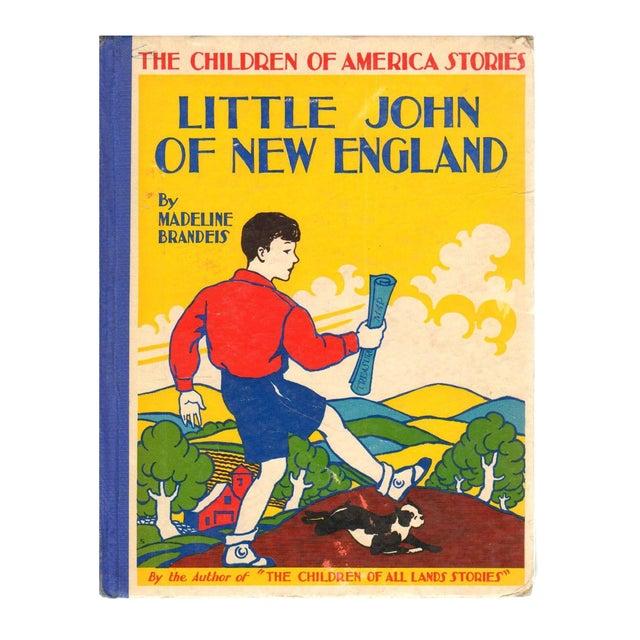 """Little John of New England"" by Madeline Brandeis - Image 1 of 4"