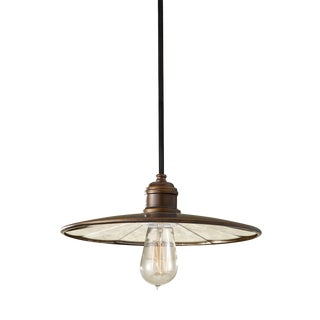 Chelsea 1 - Light Pendant, Astral Bronze For Sale