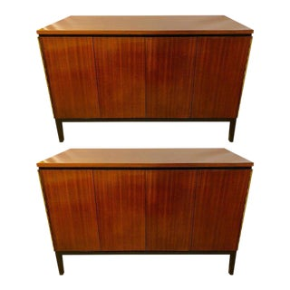 Paul McCobb for Calvin Mid-Century Chests or Nightstands - A Pair For Sale