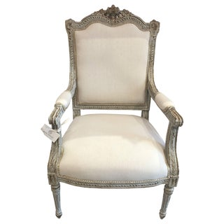 Vintage Louis XVI Style Chairs For Sale