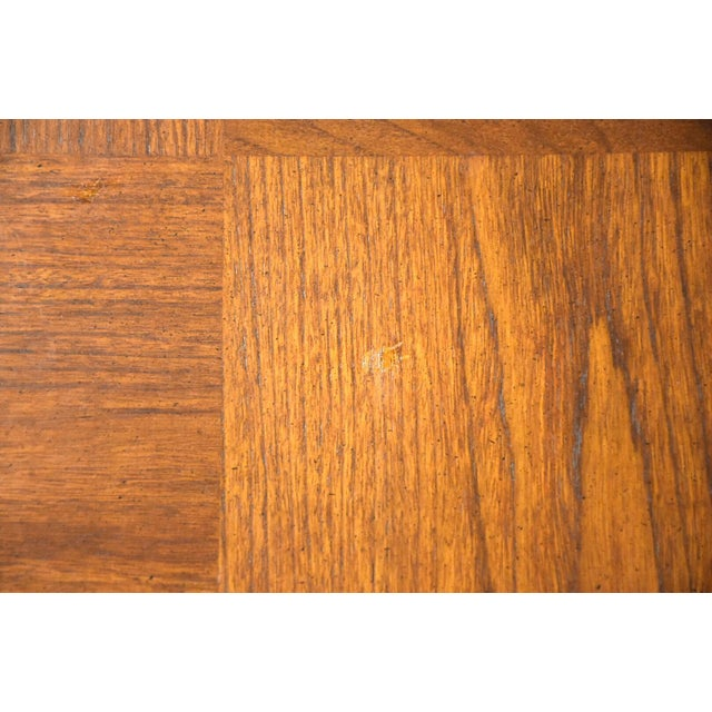 Mid Century Walnut Coffee Table For Sale In Boston - Image 6 of 10