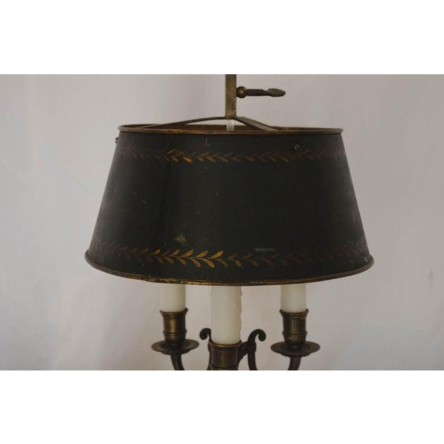 French Bouilotte Lamp For Sale - Image 4 of 12