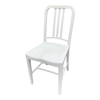 Contemporary 111 Coca-Cola Navy Chair by Emeco For Sale