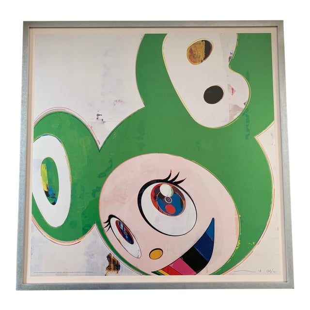 """Takashi Murakami """"And Then, and Then and Then and Then/ Green Truth"""" Print, 2006 For Sale"""
