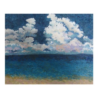 Playa /Mexico Impressionism Painting on Canvas