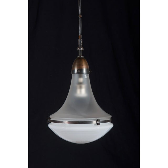 Luzette Pendant by Peter Behrens for Siemens For Sale - Image 4 of 9