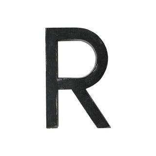 Aluminum Letter R For Sale