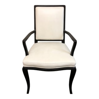 New Michael Taylor Designs Robsjohn Arm Chair For Sale