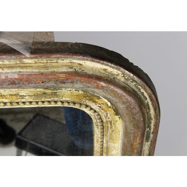 Mid 19th Century Louis Philippe Style Mirror For Sale - Image 5 of 7