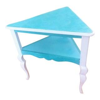 "Drexel Full of Life 30"" Tri-Pod Table For Sale"