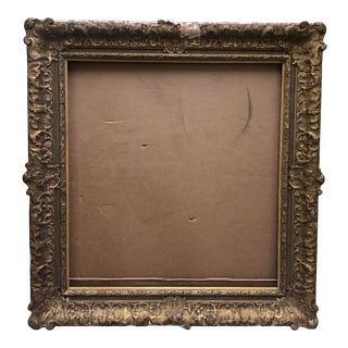 1880s Barbizon Style Frame For Sale
