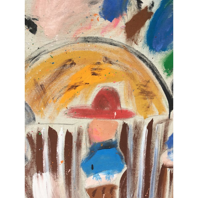 2010s 'Bando' Painting by Sean Kratzert For Sale - Image 5 of 6