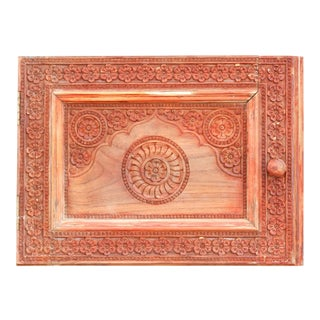 Aged Chinar Kashmir Wood Panel For Sale