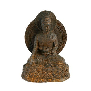Stone Garden Buddha For Sale