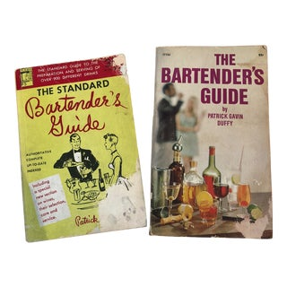 Standard Bartenders Guides By Gavin Patrick Duffy