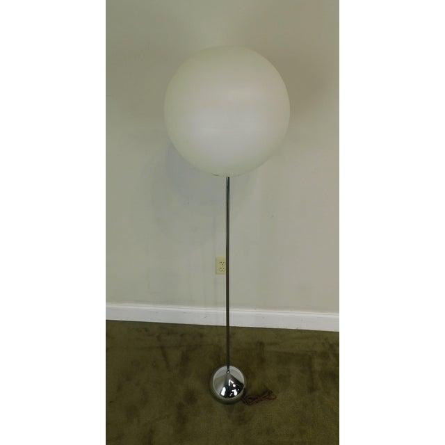 Vintage Mid Century Modern Atomic Floor Lamp Quality
