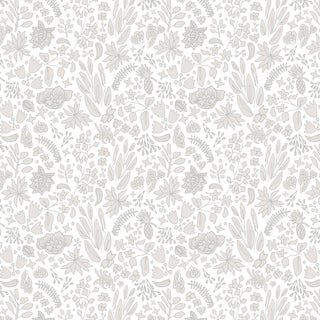 House of Harris Cambridge Fabric, Gray For Sale