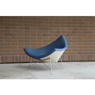 1950s Vintage George Mulhauser for George Nelson / Herman Miller First Generation Coconut Chair Preview